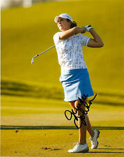 LPGA Jennifer Johnson Autographed Signed 8x10 Photo COA