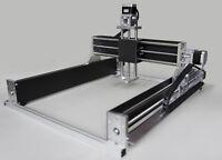 CNC Portalfräse + 4 Axis CNC Controller