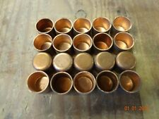 Copper plumbing fittings Copper 3/4 x 3/4 caps Buy as many as you need