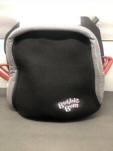 Bubble Bum Booster Seat Portable Foldable Inflatable Black OB