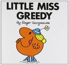 New, Little Miss Greedy (Little Miss Classic Library), Roger Hargreaves, Book