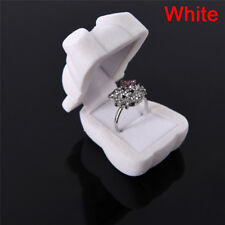 1x Mini Lovely Bear Jewelry Gift Box For Rings Small Earrings Pendant Neckla Q