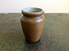 More details for antique small glazed stoneware pot farmhouse barn salvage yorkshire dales