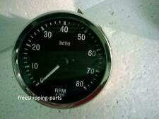 Smiths 100 Mm Tachometer Replica Mechanical