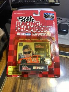 Racing Champions 1996 Preview Ricky Rudd #10 Tide Car NASCAR Diecast 1:64