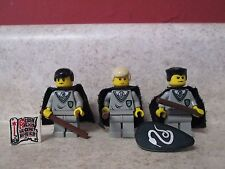 Lego Harry Potter Minifigure 4735 Slytherin Harry as Goyle Ron as Crabbe Chamber
