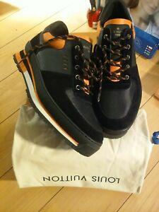 Men louis vuitton Causual Sneaker Shoe Boot size 11-l (eu11-45)