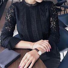 ERDEM x H&M Floral Silk Jacquard Lace Blouse sz EUR 34 US 4