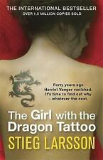 The Girl with the Dragon Tattoo by Stieg Larsson (Paperback, 2008)