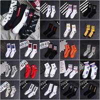 New men's and women's cotton socks high street skateboarder harajuku stockings