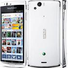 """4.2"""" Sony Ericsson Xperia arc S LT18i 8MP 1GB Libre TELEFONO MOVIL Blanco White"""