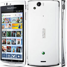 "4.2"" Sony Ericsson Xperia arc S LT18i 8MP 1GB Libre TELEFONO MOVIL Blanco White"
