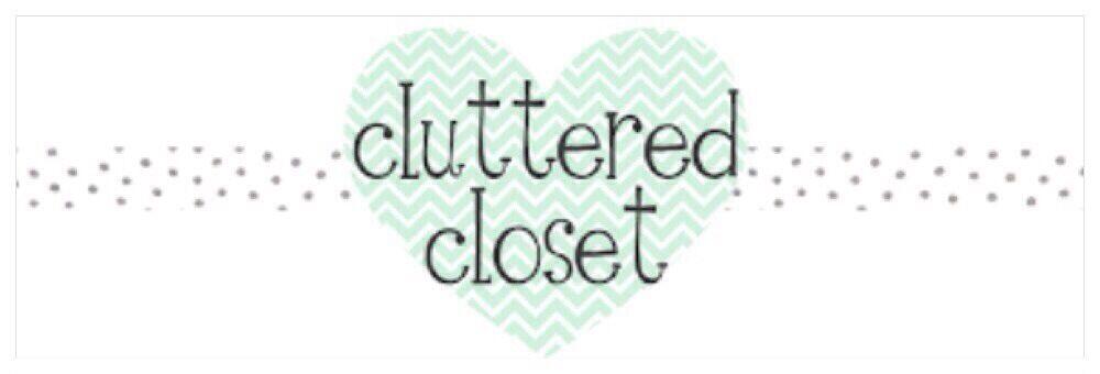 Sandras Cluttered Closet