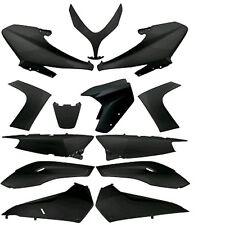 Kit carénage capot en noir pour YAMAHA TMAX T-MAX 500 bj.2008 - 2012