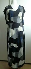 Next Blue & Black Dress, Size 16