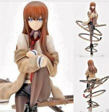 "Anime Steins Gate Makise Kurisu 1/8 PVC 22cm/8.7"" Figure Figurine"