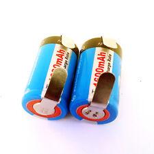 Braun Oral-B Sonic Complete Toothbrush Type 4717 Repair Battery Set, 1600 mAh