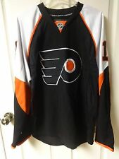 Vintage Reebok CCM Jeff Carter Philadelphia Flyers Premium Hockey Jersey Men 54