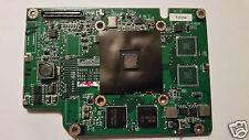 Placa de tarjeta de vídeo de gráficos ATI trabajando de DAQ00 LS-2114 para Dell Inspiron 9300