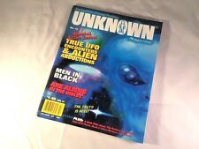 Unknown Magazine Issue #2 - Paranormal - Real stories on Aliens and UFOs