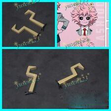 My Hero Academia Pinky's Hair Clips Hairpin PVC Handmade Props Bobby Pin