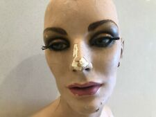 Vintage Antique Womans Mannequin Display
