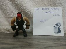 "WWE Figure - Mattel Rumblers 3"" - 2012 - Kane"