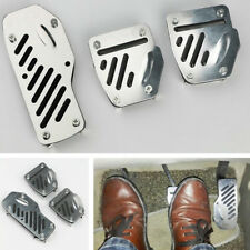 3x Non-Slip Car Foot Pedals Pad Manual Transmission For Brake Clutch Accelerator