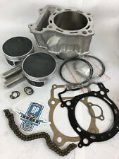 LTZ400 LTZ 400 Z400 94m 434 Big Bore Kit Cylinder 12:1 Top End Rebuild w Chain