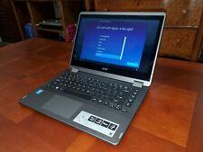 ACER R3-471T   Intel Core i5-4210U   256GB SSD   6GB RAM    WIN 10 v2004