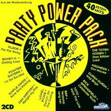 Party Power Pack (1993, Polystar) 1: Slade, Rick Springfield, Duran you [Double CD]