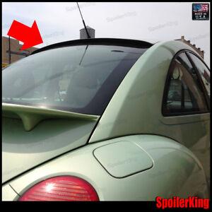 (284R) VW Volkswagen Beetle BUG 1998-2011 Rear roof wing spoiler window NEW