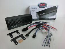 FOCAL IMPULSE 4.320  4 Kanal Car HiFi MINI  Auto Verstärker Endstufe & ISO Kabel