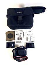 Canon EOS Rebel T6 Camera bundle AS IS ***READ***