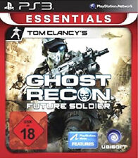 Playstation 3 Jeu-Tom Clancy's: Ghost Recon Future Soldier Essentials) (usk18)