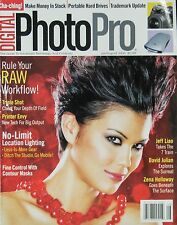 DIGITAL PHOTO PRO magazine - July/August, 2006