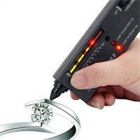 Diamond Tester Gemstone Selector II Gems LED Indicator Jewelry Tool TestZJC