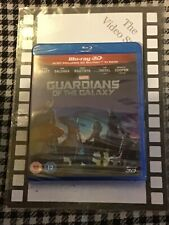 Guardians Of The Galaxy 3D Blu Ray 2 Disc  Blu-Ray