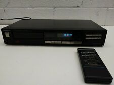 Panasonic SL-P3700 Black Home Audio Digital Single Compact Disc CD Playe -Tested