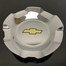 """Chrome Center Cap For Chevy Siverado Tahoe Avalanche Suburban 20"""" Wheel Hubcap"""