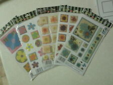 Royal & Langnickel E-Z stickers, Flowers For Crafts and Card Making
