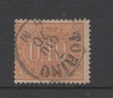 Italia Regno 1869 Segnatasse n.2 Usato