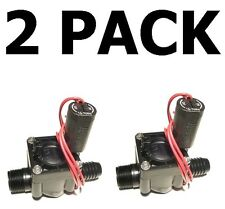 """2 Pack Hunter Pgv-100Mb 1"""" Npt x Barb Sprinkler Irrigation Valve"""
