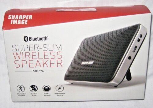 Info Sharper Image Speaker Bluetooth Travelbon.us