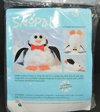 SnoPals PENGUIN Snowman Building Kit
