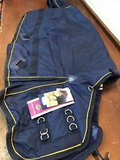 Bnwt 4ft6 Ballisticmasta Heavyweight Really Waterproof Turnout Rug £90.00-1