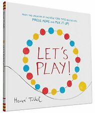 Let  s Play   Interactive Books for Kids  Preschool Colors Book  Book