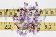 4mm Magatama Drop Miyuki Mix Lilacs Beads Crafts Jewelry Making/1/2oz/#Mix01