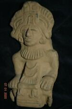 "Sale! Pre Columbian Mayan Incensario 6"" Prov"