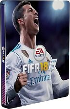 FIFA 18 - Steelbook [OVP] (Playstation 4 / Xbox One / PC)